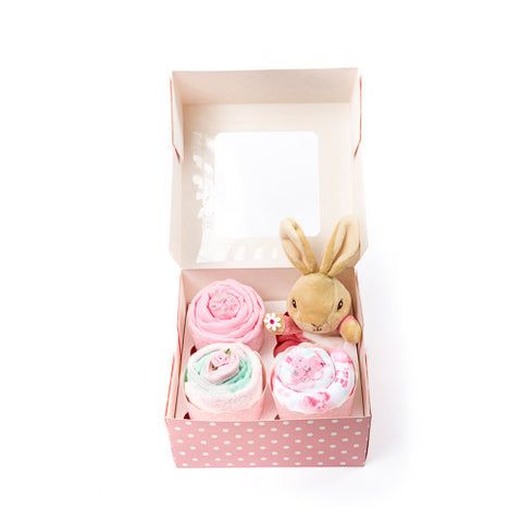Flopsy Bunny clothing cupcakes