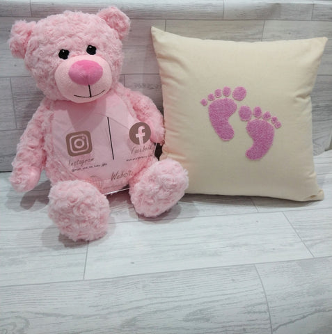 Handmade Baby Nursery Cushion