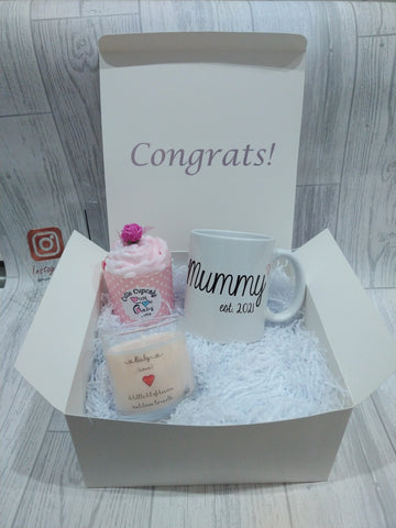 New Mum Mug Gift Set