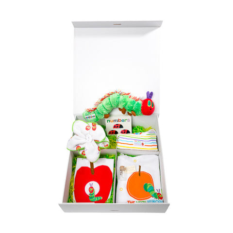The Very Hungry Caterpillar gift-keepsake memory box