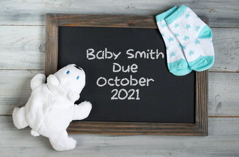 Digital Birth/Pregnancy Announcement