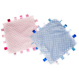 Clothing Cupcakes - Blue- Comforter - 4 pack