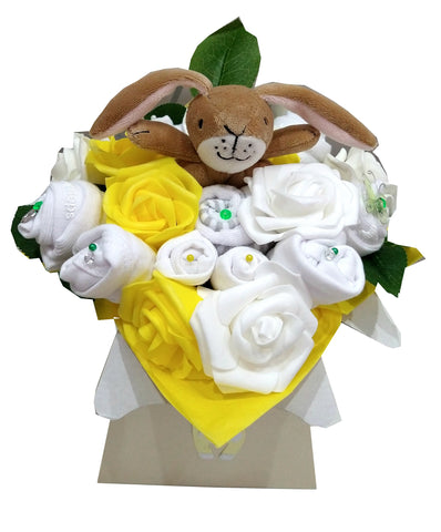 Baby Bouquet - White - Guess How Much I Love You