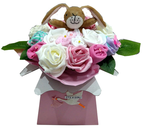 Baby Bouquet - Pink - Guess How Much I Love You