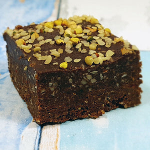 choc omega raw chocolate brownie
