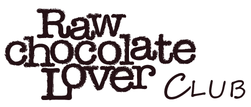 raw chocolate lover club logo