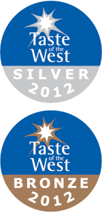 Taste of the West Awards logo