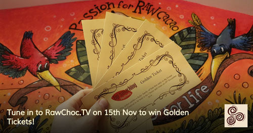 win golden tickets to frome chocolate festival