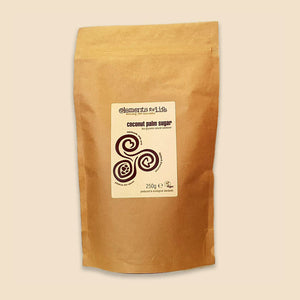coconut palm sugar 250g bag