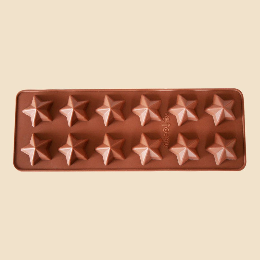 Magic Stars Chocolate Mould
