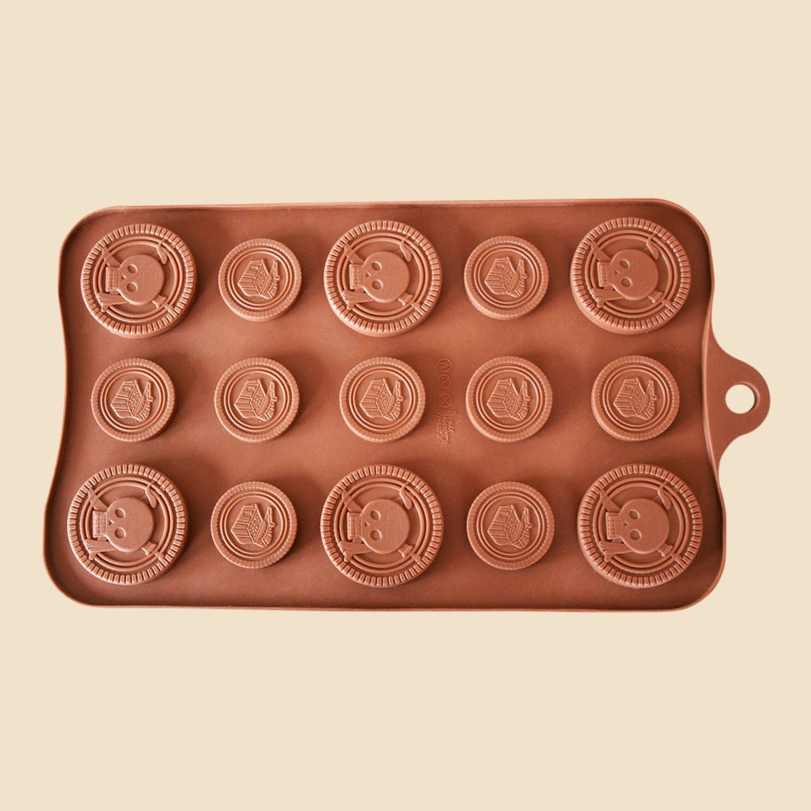 Pirate Coins Chocolate Mould