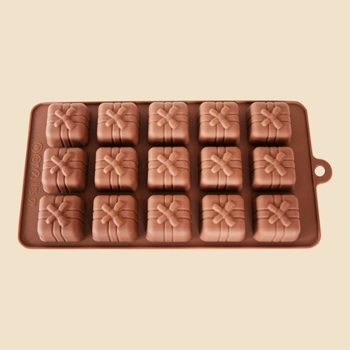 Gift Present Chocolate Mould