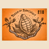 £10 raw chocolate gift card