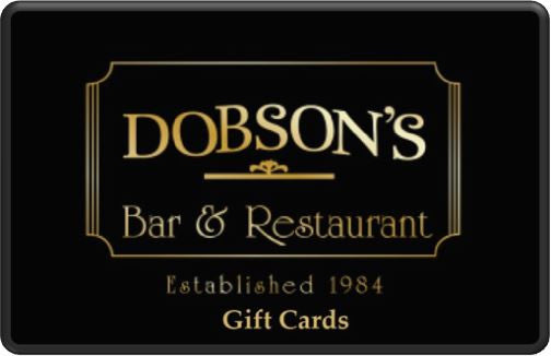 Dobson's $25 Gift Card