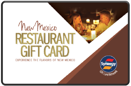 New Mexico Gift Card $50 Gift Card