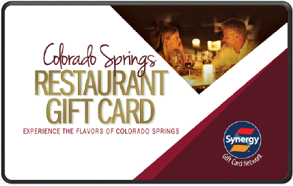 Colorado Springs Gift Card $50 Gift Card
