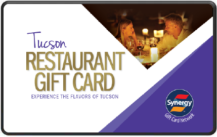 Tucson Gift Card $50 Gift Card