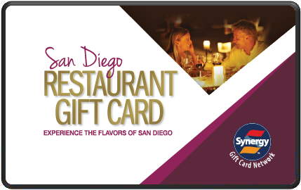 San Diego Gift Card $50 Gift Card