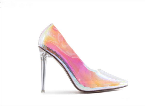 CR Iro Clear Pumps