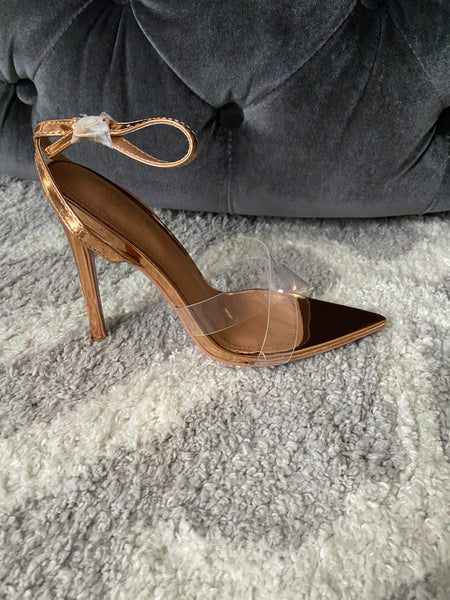 CR Clear Point Heels