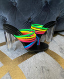 CR All Color Strap Heels