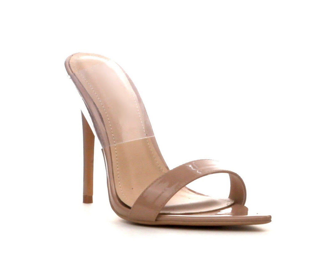 CR Nude Point Sandals