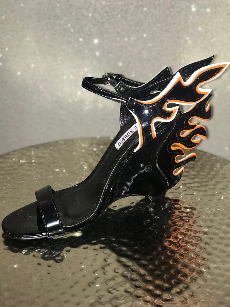 CR Hell Flame Wedges