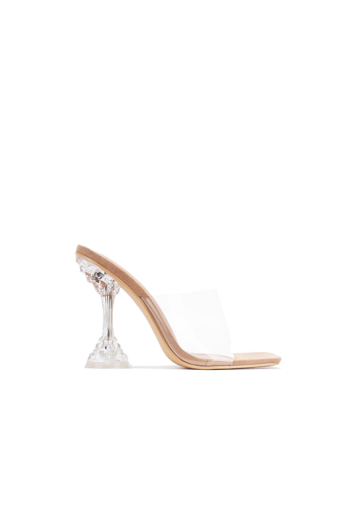 CR Clear & Design Heels