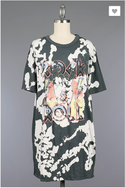 Bleach Rock Tee 2
