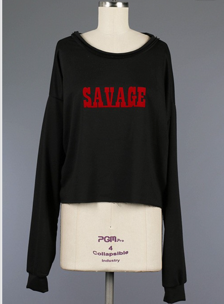 Savage Sweat Shirt