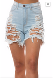 Asset Distressed Shorts