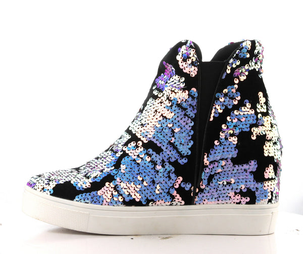 CR Sequins Sneakers