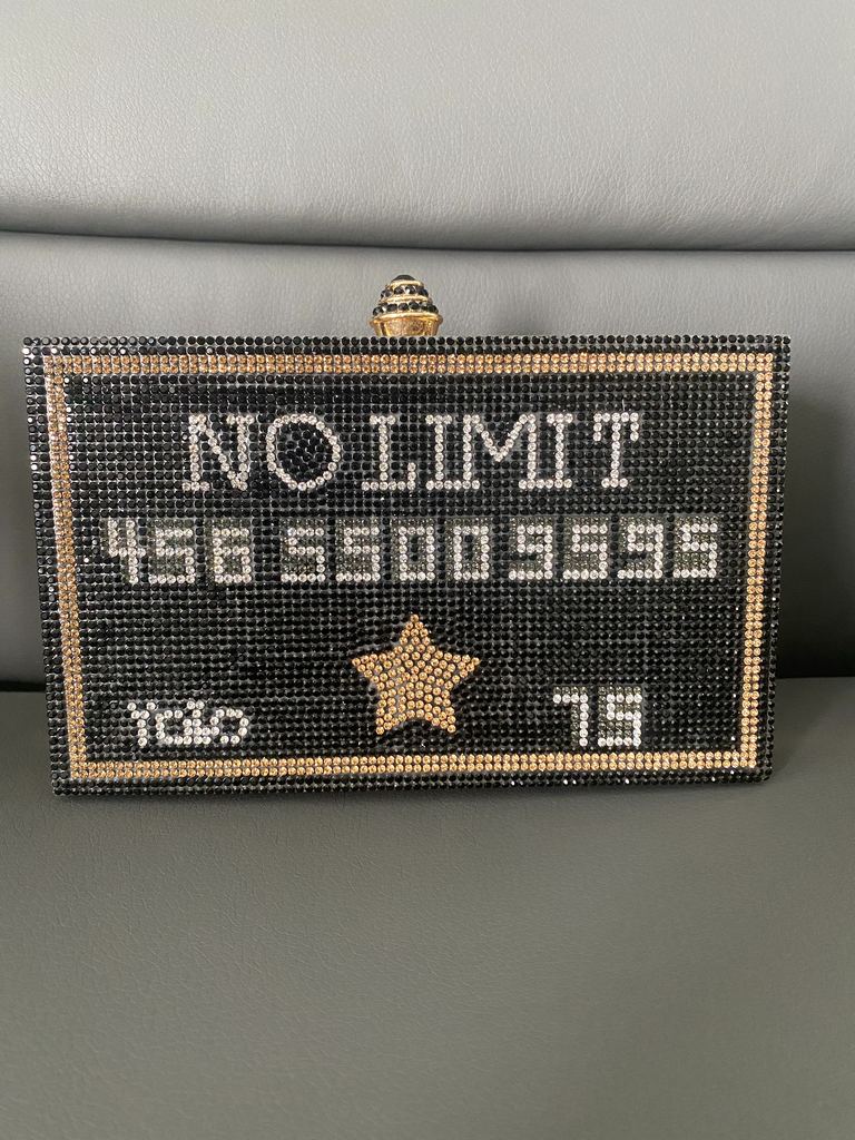No Limit Bling Bag