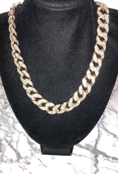 Bling Cuban Link Chain