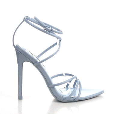CR Ice Blue Strap Sandal