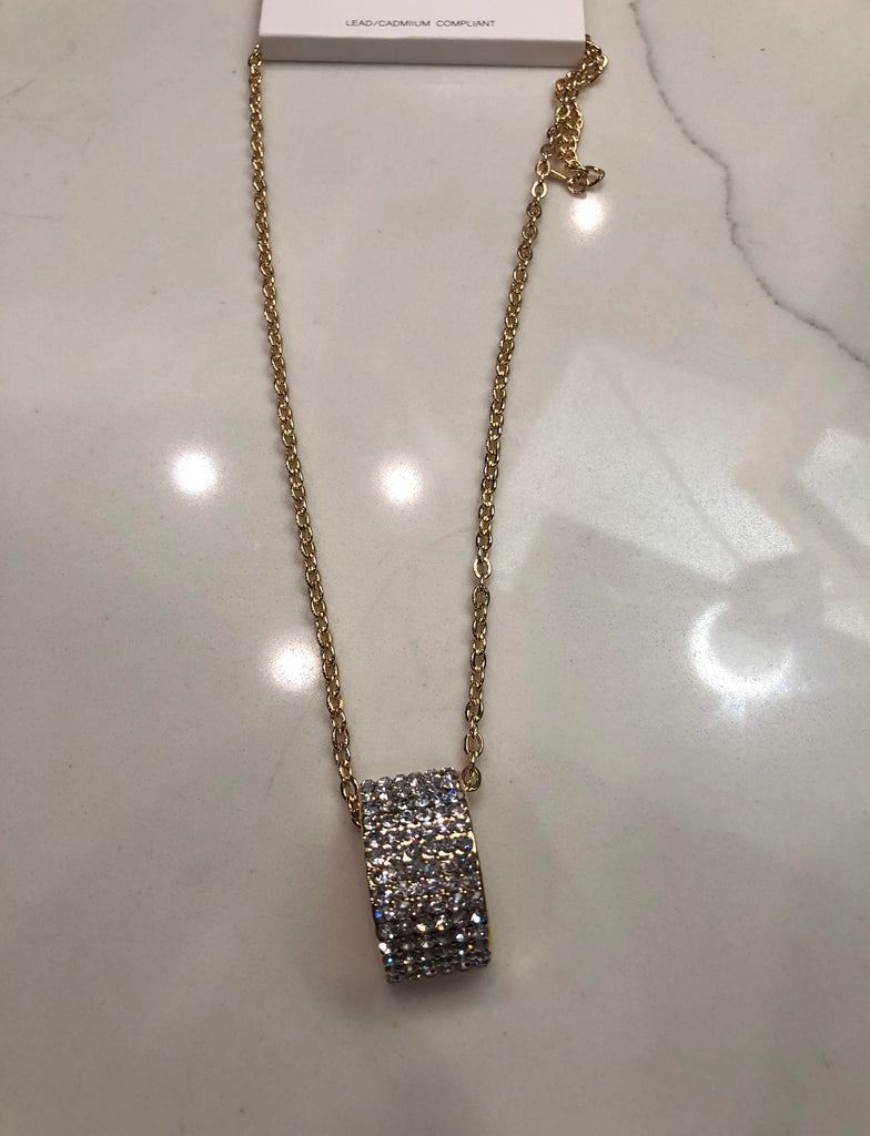 Igloo Bling Necklace