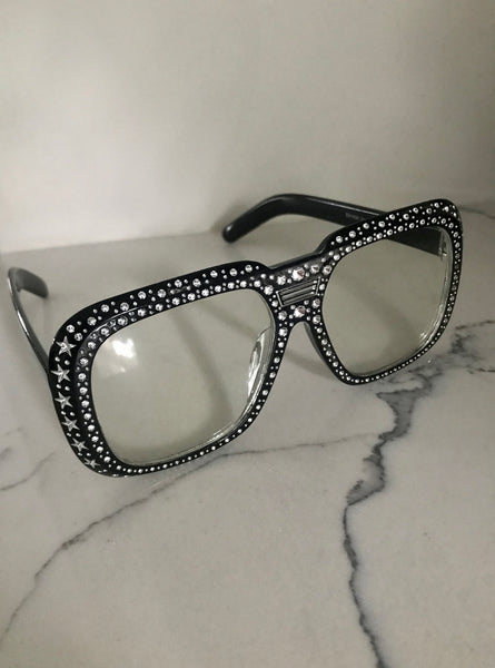 Bling Star Glasses