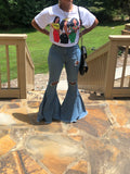 Big Super Bell Bottoms