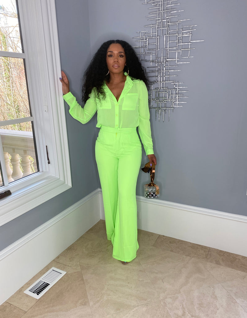 Just A Poppin Neon Set