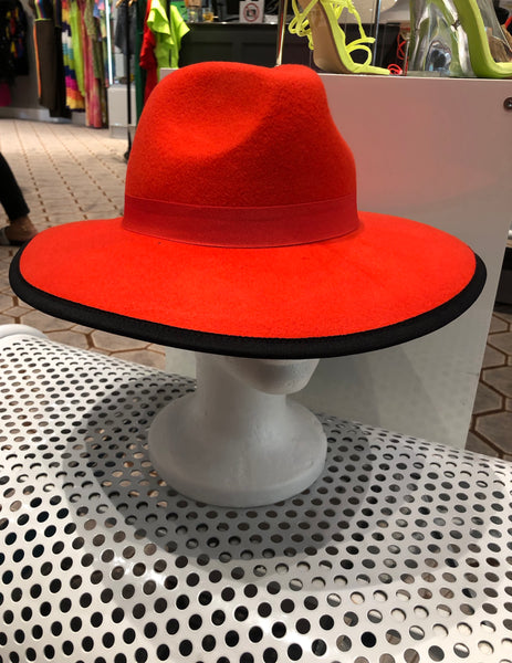 Signature Pressed Fedora