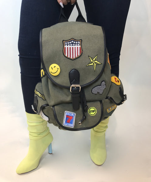 Big Patch Backpack