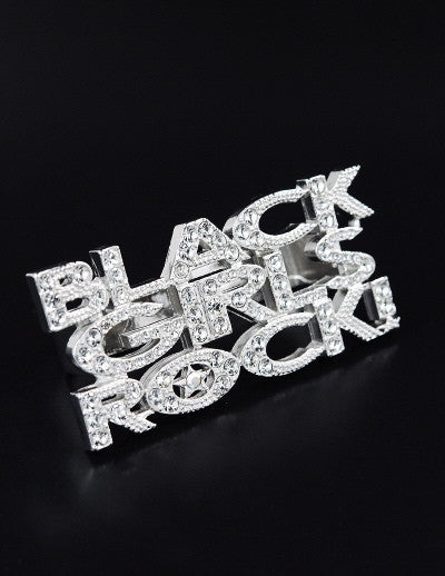 Black Girls Rock Ring