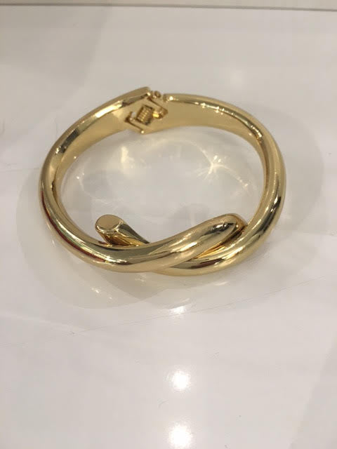 The Gold Twist Bracelet