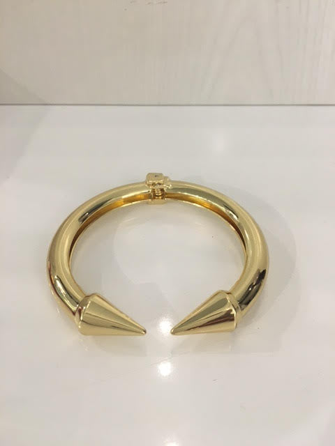 The Gold 2 Spike Bracelet