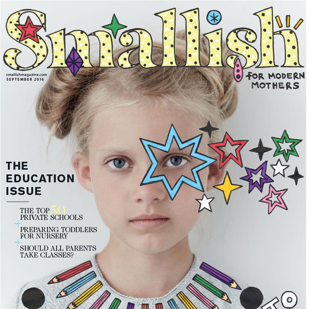 We're Boutique of the week in the fabulous Smallish Magazine