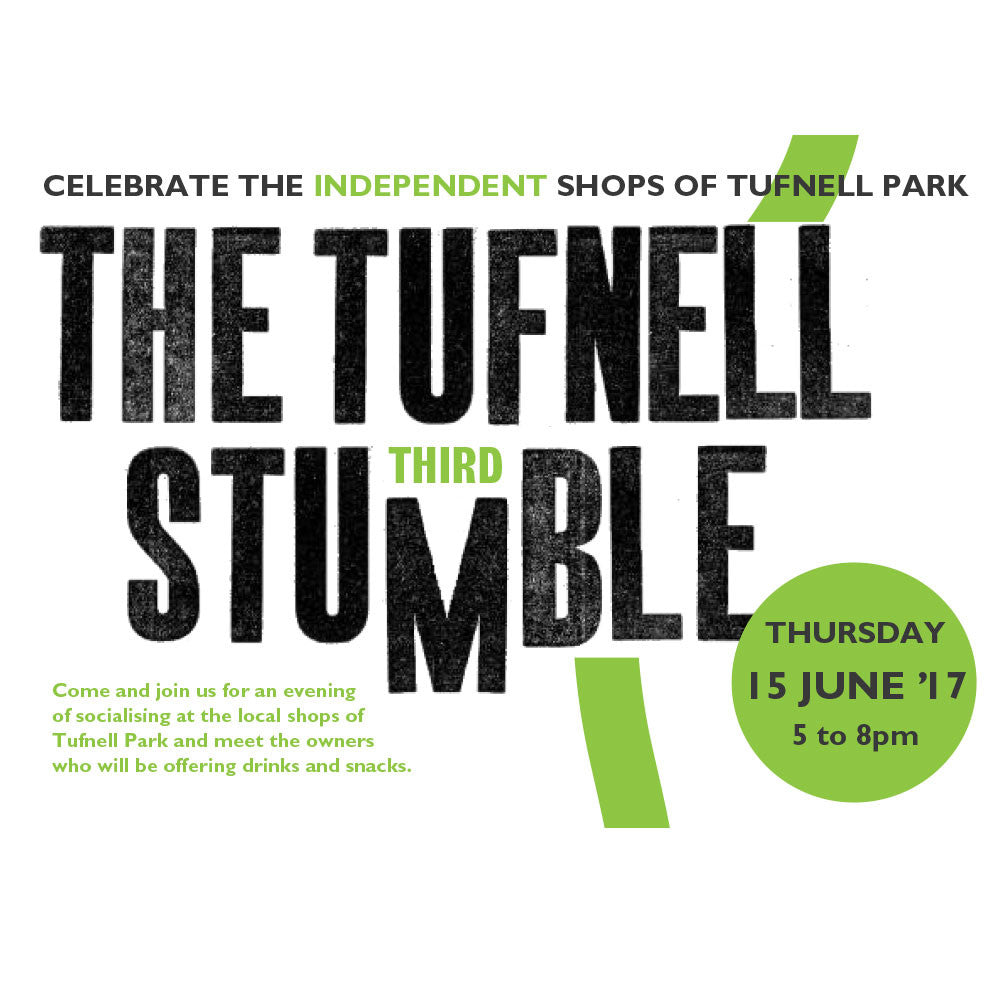 Save the Date! The Third Tufnell Stumble