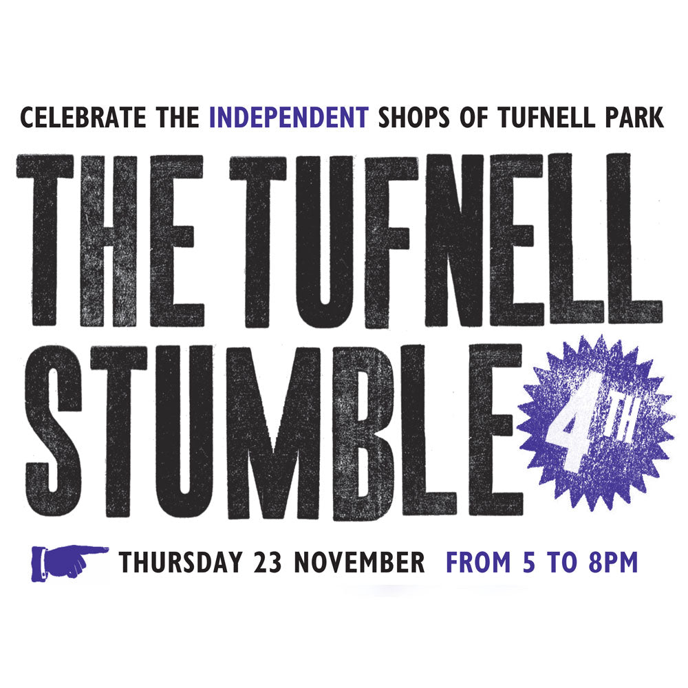 The Fourth Tufnell Stumble is Here!
