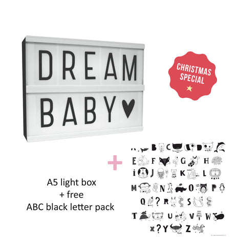 A little Lovely company Light box giveaway
