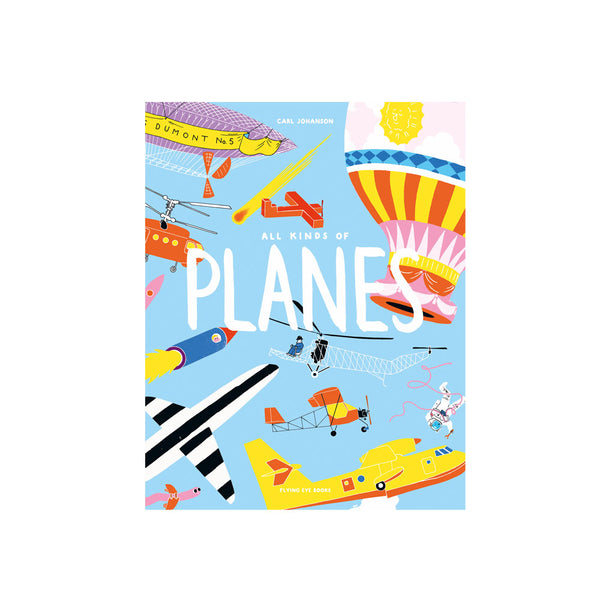 All kinds of Planes - eenymeeny kids