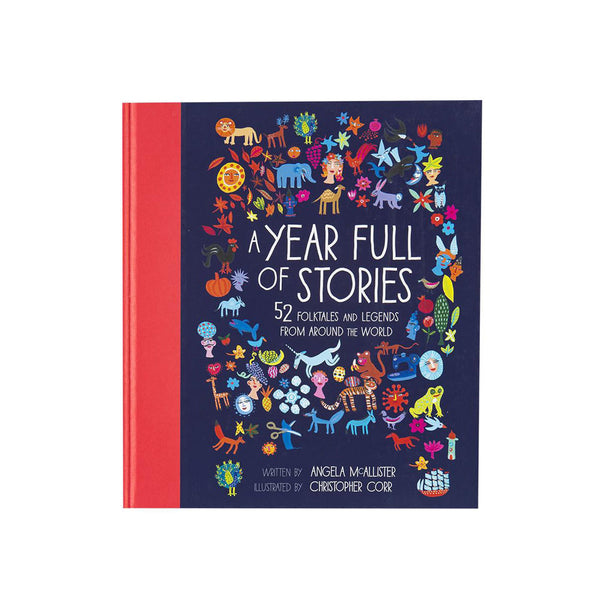 A Year Full of Stories: 52 Folk Tales and Legends - eenymeeny kids